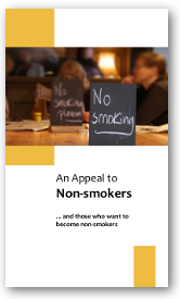 An Appeal to Non-smokers
