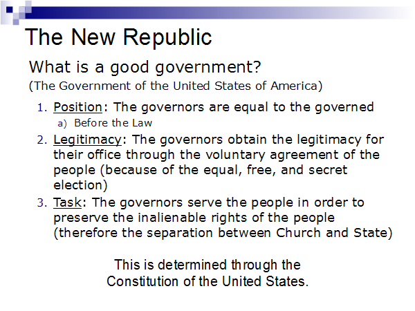 The Two Republics - Slide51